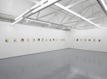 Installation view Maureen Paley/London