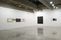 """Paper eye collection"" installation view Tanya Bonakdar Gallery/New York"