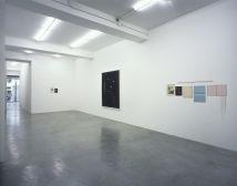 """""""PICTURES"""" Installation view Galerie Dennis Kimmerich/Düsseldorf"""