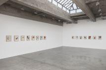 """""""Transition"""" installation view Tanya Bonakdar Gallery/New York"""