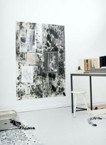 Wandlung (Studie für Daphne) studio view